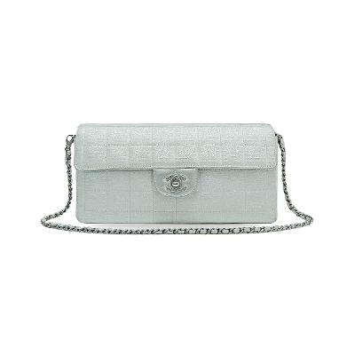 travel line 3-way bag silver